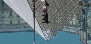 Paris 2012 141La Pyramide inverted c copy