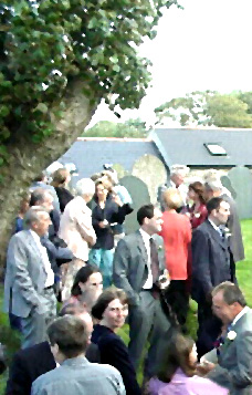 A_village_wedding_-_geograph b